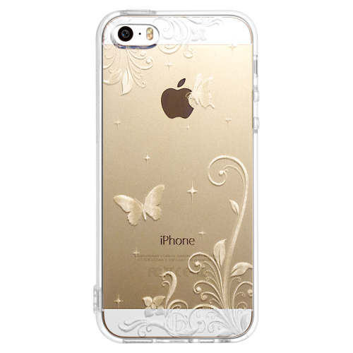 iPhone5/5s/SE paradise soft tpu case