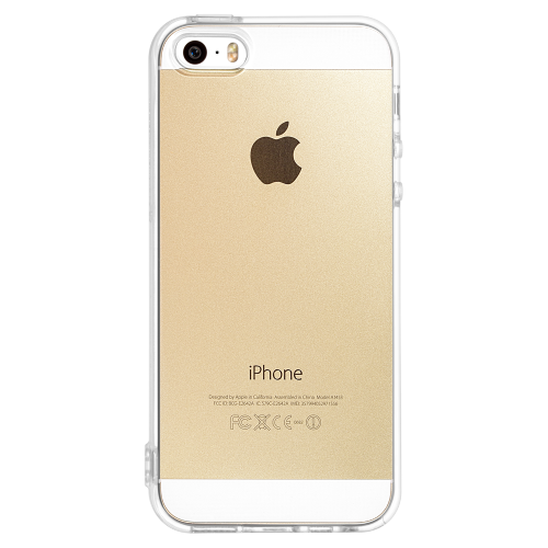 iPhone5/5s/SE clear soft tpu case