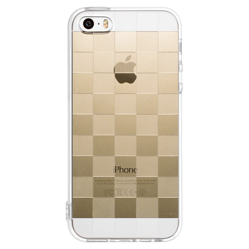 iPhone5/5s/SE checkered soft tpu case