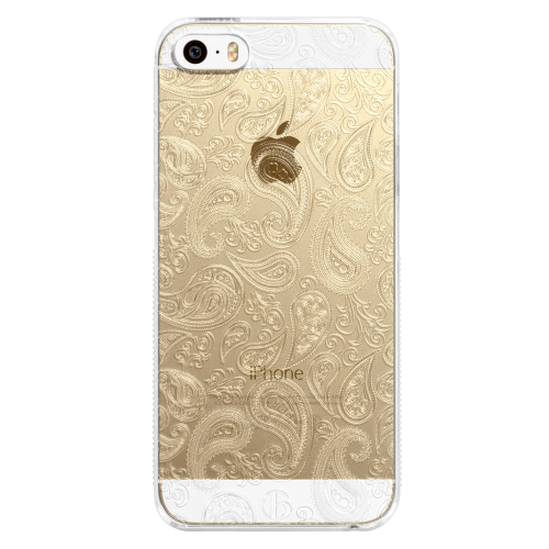 iPhone5/5s/SE paisley pc hard case