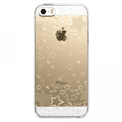iPhone5/5s/SE トゥインクルスター PCハードケース