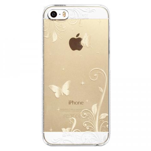 iPhone5/5s/SE パラダイス PCハードケース