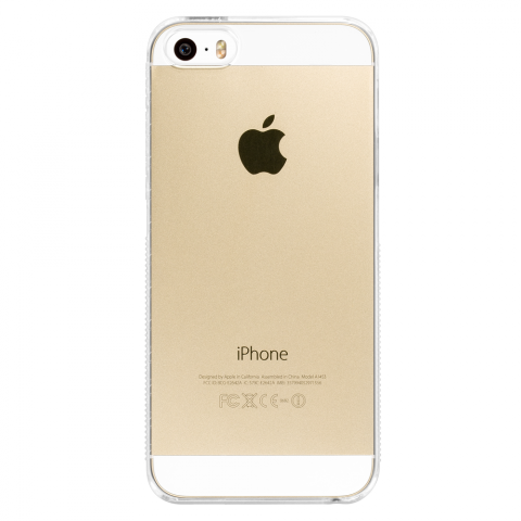 iPhone5/5s/SE クリア PCハードケース