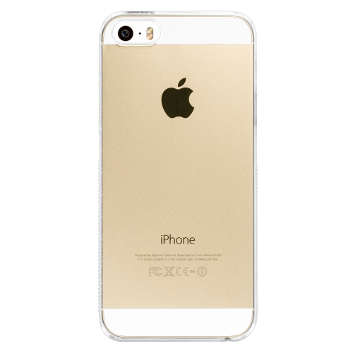 iPhone5/5s/SE clear pc hard case