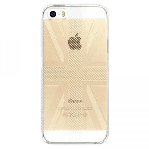 iPhone5/5s/SE ユニオンジャック PCハードケース