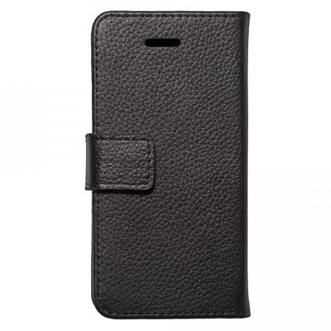 iPhone5/5s オフブラック レザーケース