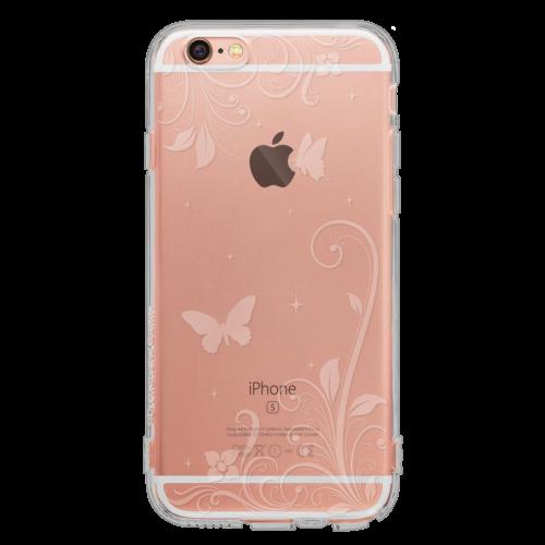 iPhone6/6s TPUソフトケース パラダイス