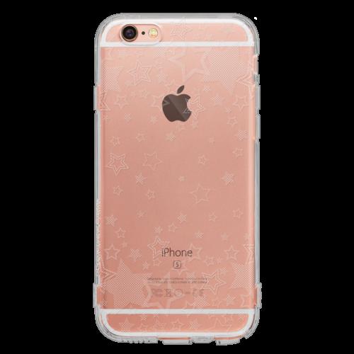 iPhone6/6s TPUソフトケース トゥインクルスター