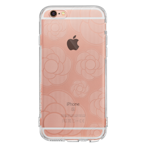iPhone6/6s TPUソフトケース カメリア