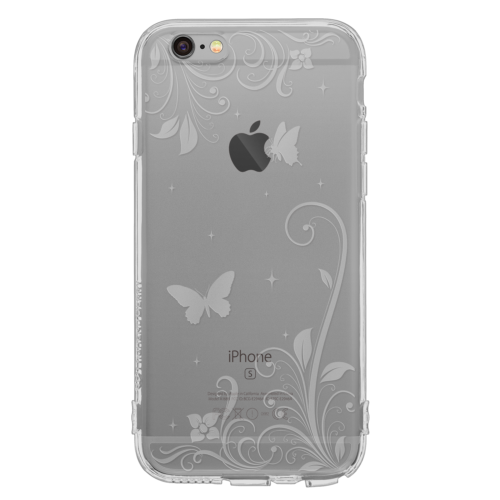iPhone6/6s Plus TPU Soft Case Paradise