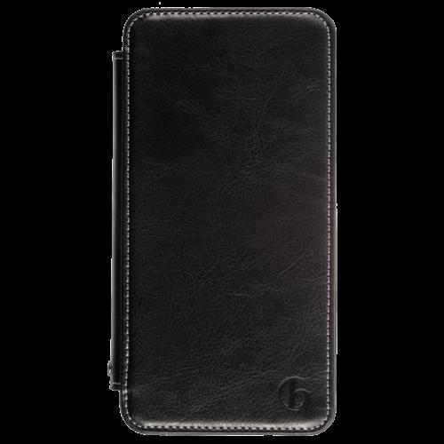 iPhone6 レザーケース ブラック