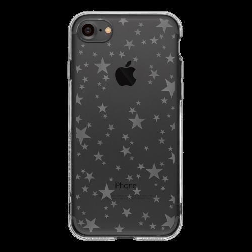 iPhone7 TPUソフトケース スター