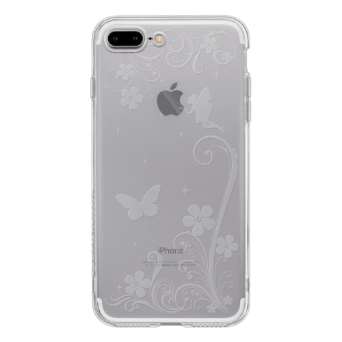 iPhone7 Plus TPUソフトケース パラダイス