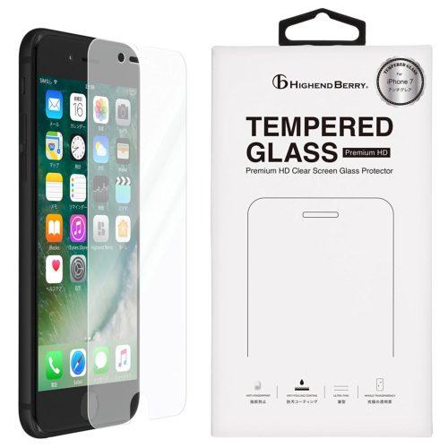iPhone7 液晶ガラスプロテクター アンチグレア