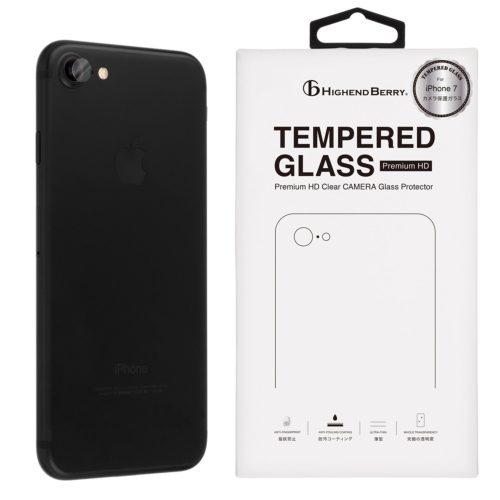 iPhone7 カメラガラスプロテクター
