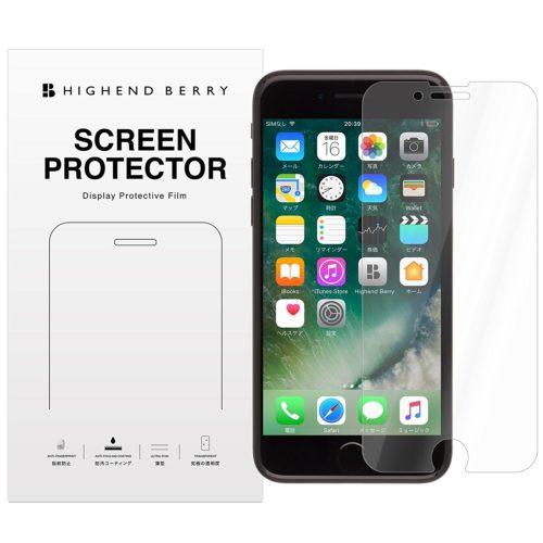 iPhone7 Plus 保護フィルム 高光沢