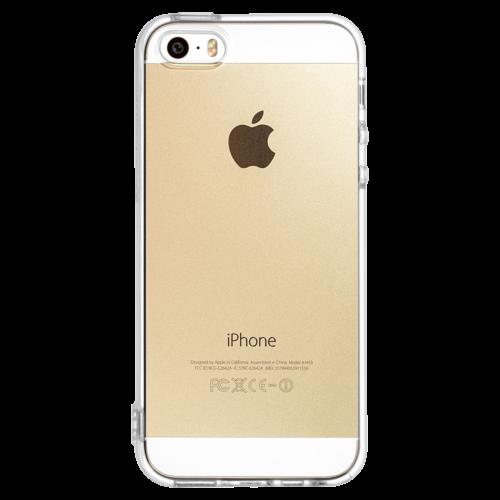 iPhone5/5s/SE TPUソフトケース クリア