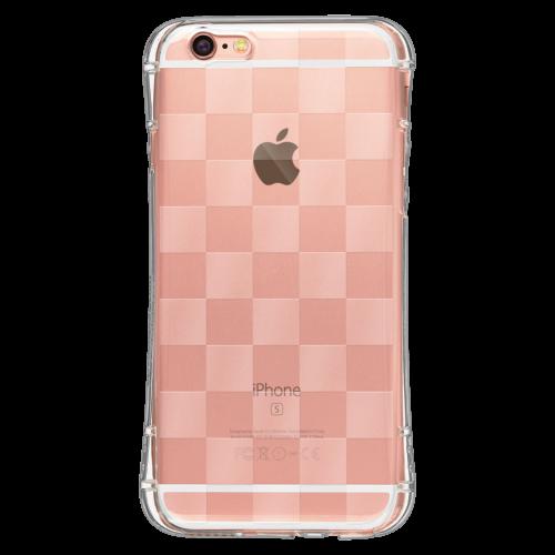 iPhone6/6s Arc TPUソフトケース チェッカード(Web限定)