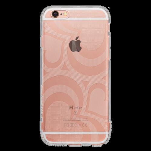 iPhone6/6s TPUソフトケース フレアハート