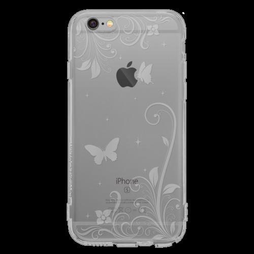iPhone6/6s Plus TPUソフトケース パラダイス