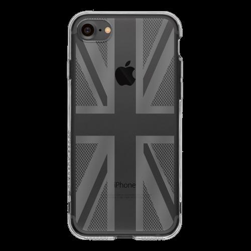iPhone7 TPUソフトケース ユニオンジャック