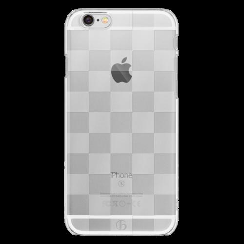 iPhone6 PCハードケース チェッカード