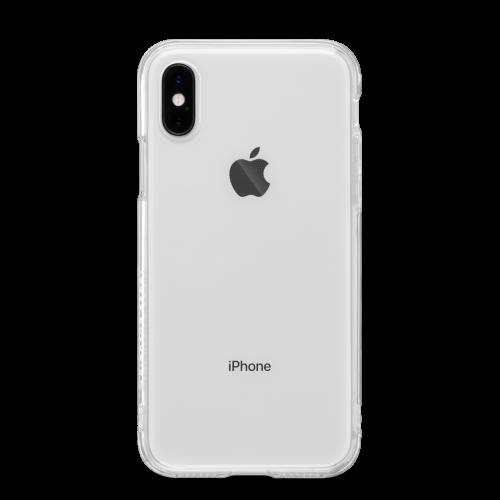 iPhone X/XS TPUソフトケース クリア