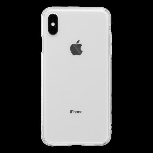 iPhone XS Max TPUソフトケース クリア